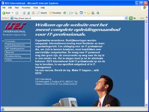 ISES = Homepage